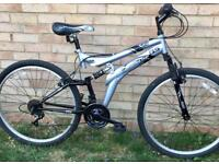 Dunlop Adults Suspension Mountain Bike Special Edition VGC
