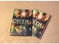 CSI LAS VEGAS - COMPLETE SEASON 11 - DVD DISC SET - BOXED