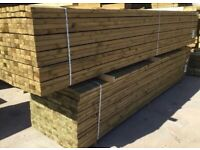 NEW 4 X 2 TREATED TIMBER. 4.8M C16 VERY GOOD QUALITY