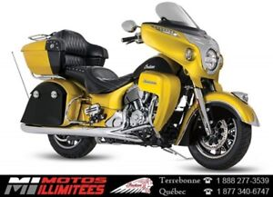 2017 Indian Motorcycles Roadmaster Icon Series couleur exclusive