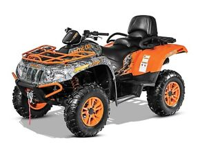 2016 arctic cat TRV 700 Limited EPS
