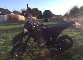 Yamaha wr250x wr 250 x not wr250r