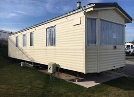BK Calypso Static Caravan, Rhyl, Family Site, Excellent condition.