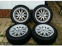 "Bmw 3 series 16"" alloy wheels (e46, e36)"