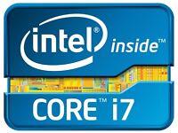 Intel i7-3770K (Ivy Bridge - socket 1155) CPU
