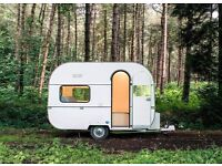 WANTED small area of land to rent for caravan, clean quiet considerate couple £25pw negotiable