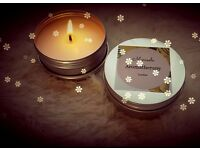 Scented Soy Wax Massage Candles 8 Types FREE SHIPPING