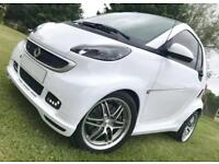 2013 Smart ForTwo Brabus White