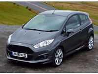 2016 Ford Fiesta 1.5 TDCi Zetec-S, Colour SAT-Nav, 1 Owner, Low Miles, Ford Warranty to 2019