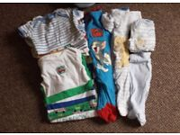 Baby boys clothes up to 3 months