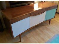 Vintage Retro Sideboard / TV Stand Storage