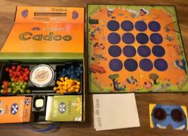 Kids' cadoo game