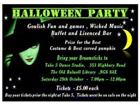 Halloween Party - Bulwell
