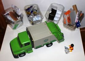 Playmobile Recycling truck