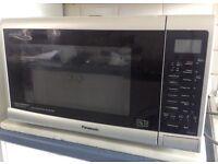 Microwave Panasonic 1000wt Turbo Bake