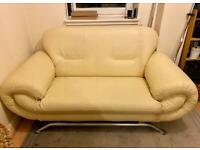 ***Reduced*** 2 Seater Leather Sofa