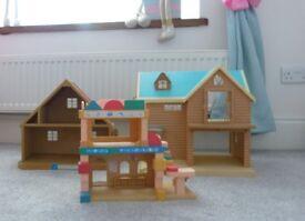 Sylvanian Families Houses