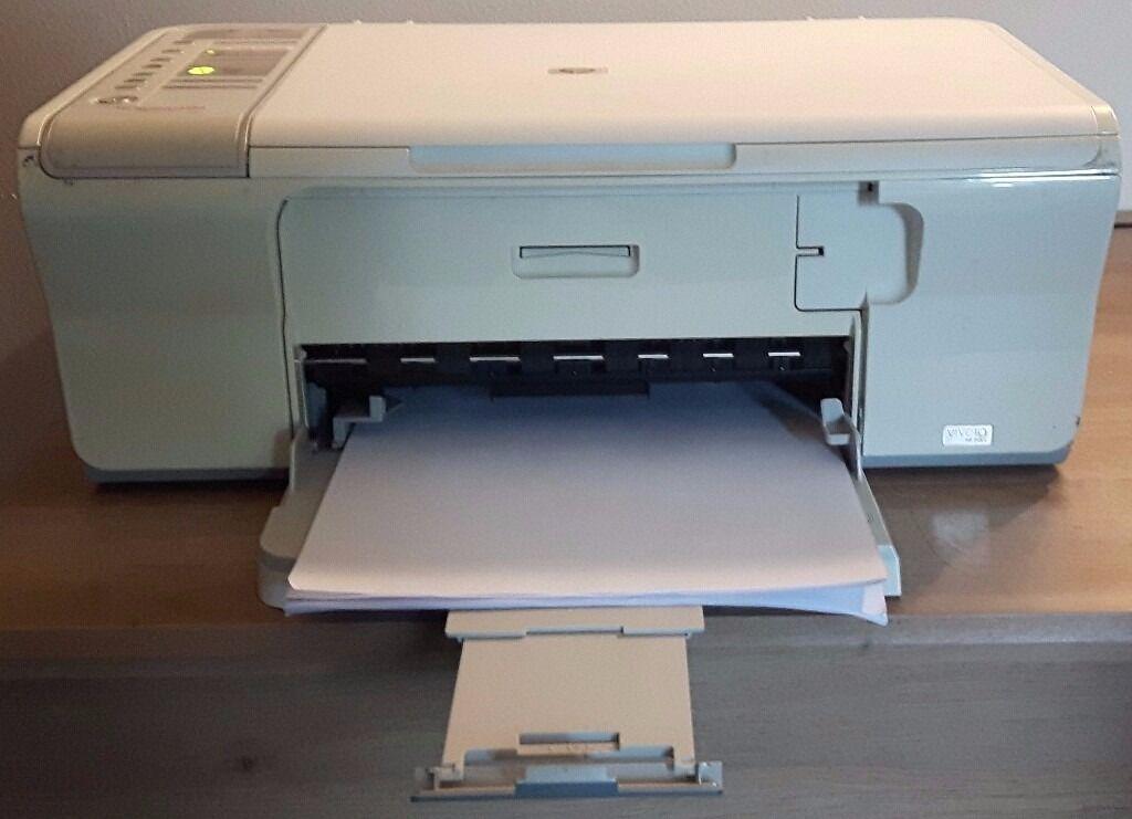 Hewlett packard deskjet f4280 all-in-one printer (free) download.