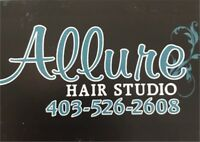Allure is adding stylist to our talented team