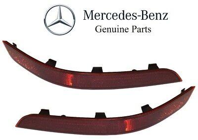 Mercedes GLK350 GLK250 W204 Valance Panel Rear Lower GENUINE 20488574237F24 NEW