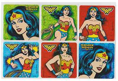 Party Favors For Women (25 Wonder Woman Stickers, 2.5
