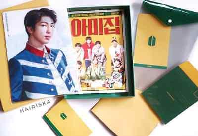 BTS 5th Army Global Official Fanclub Membership Kit Original Sealed,Tracking No