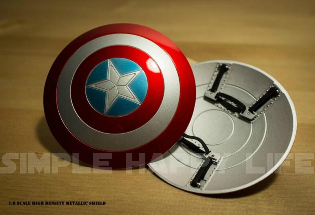 Spielzeug Comicfiguren 20/20 The Avengers Captain America Shield ...