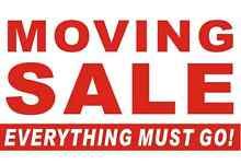 Moving Sale 12th & 13th of Feb - It all has to go! Margate Redcliffe Area Preview