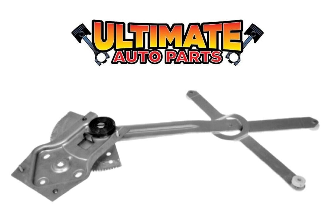 Front Power Window Regulator Drivers Left w//Motor for 81-95 Chevy G20 Van