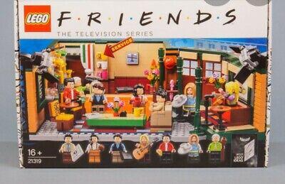 LEGO IDEAS 21319 Central Perk (Friends TV) ~ Brand New