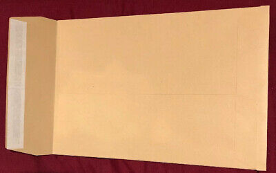 25 QUALITY STRONG V BOTTOM GUSSET EXPANDING POSTAL ENVELOPES. 34 Long 23 Wide