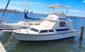 Thomascraft 28 Fly Bridge Cruiser Fremantle Fremantle Area Preview