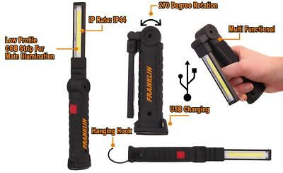 Franklin NightSearcher StarBuddy Multi Functional LED Worklight