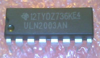 Ic Uln2003 Uln2003an Dip 16 Darlington Transistor Array 3pcs Per Lot