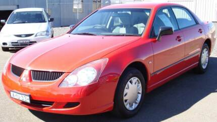 2005 Mitsubishi Magna Sedan Armidale City Preview