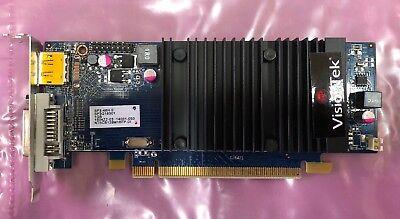 - VisionTek VT 5450 PCIe Low Profile 1GB Display Port+DVI Video Graphics Card