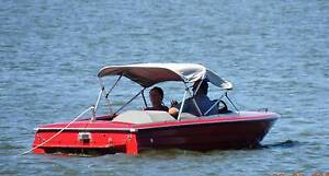 Flight Craft Ski Boat and Trailer Lake Boga Swan Hill Area Preview