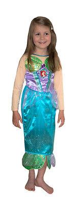 Arielle Glitter Kostüm original für - Prinzessin Glitter Kostüm