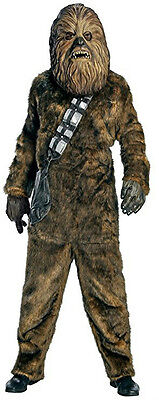Deluxe Chewbacca Star Wars Adult Halloween Adult Costume Standard Size (Deluxe Chewbacca Kostüme)