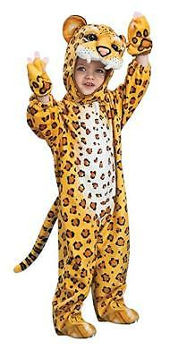 Toddler Leopard Unisex Halloween Costume For Ages 2-3 years - Costume For 2 Year Old