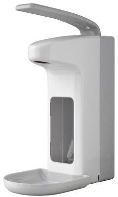 Desinfektionsspender 500   PREMIUM   inkl.Abtropfschale stabiler ABS Kunststoff