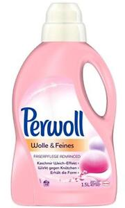 PERWOLL WOOL/SILK LIQUID 1.5