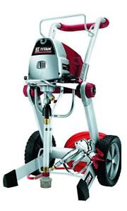 Titan XT330 Paint sprayer with lots of spray tools