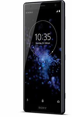 Sony Xperia XZ2 H8296 6GB Ram 64GB Rom Dual Sim Sbloccato- Black RICONDIZIONATO