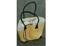 Handmade Rattan Handbag