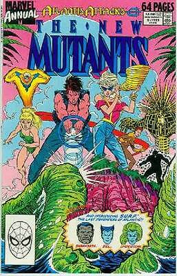 New Mutants Annual # 5 Rob Liefeld)  (USA, 1989)