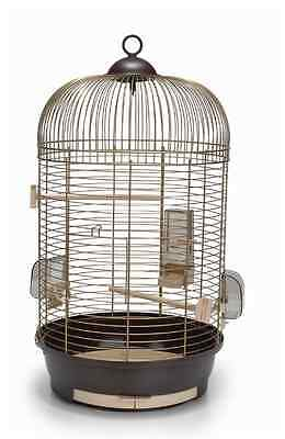 Vogelkäfig Vogelhaus Wellensittich Kanarien Sittich Julia 34x65,5 cm 206676