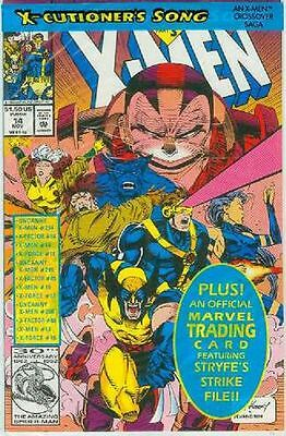 X-Men (2nd series) # 14 (with trading card) (USA, 1992)