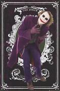 Dark Knight Joker Cards
