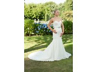 Victoria Kay Lace Bridal Gown size12